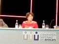 Sabien spreekt op de 'Convention nationale des avocats 2017' in Bordeaux
